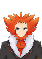 Lysandre by MyHeartGold