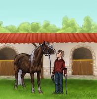 Equine Therapy - Objective 25 - Family by NightingaleStables