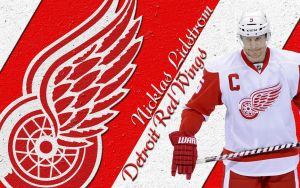 Red Wings - Nicklas Lidstrom by Gunners520