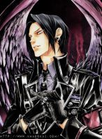 Lucifer:Arrogance by khaoskai