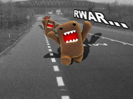 March of the Domo by j-lol91