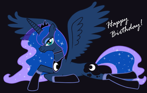 Happy Birthday, JJ! by Mach-Volt