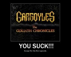 Chronicles Demotivational by Werewolfsbane