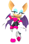 The Sneaky and Sexy Rouge by NIBROCrock