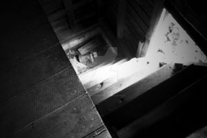 Pinhole Staircase by hticonderoga