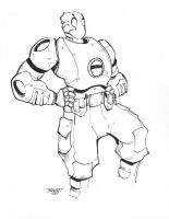 Robo the Atomic by rantz
