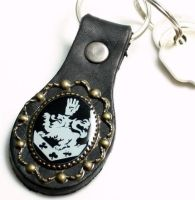 TWILIGHT Cullen Crest key fob by creativerampage