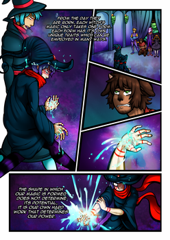 Solanaceae Chapter 1, Page 2 by DarkChibiShadow