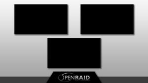 OpenRaid Overlay 1-3 Cams by WhammoFTW