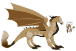 Hatched egg adoptable 8 by secretsnowdragon9999