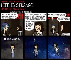 LIFE IS STRANGE | Geocentric? by TheGouldenWay