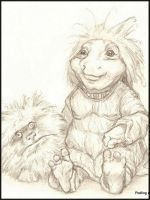 Podling and Fitzgig finished by tarpalsfan