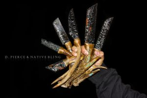 6 Blades of Justice by DanielAPierce