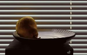 Academic Emo Pear by AnthonyFoti