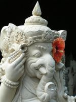 Statue of Ganesh by StewartSteve