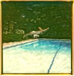 Skinny Dipping by PolaroidVanGogh