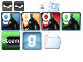 Gmod Icon pack by Firmato