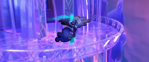 My Little Frozen - Nightmare Moon - Here I Stand by sweetannabee