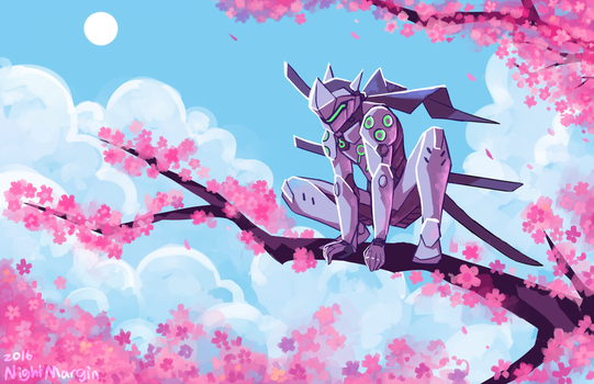 Genji by NightMargin