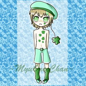 Clover Shota Adopt Closed by MyuOneeChan