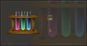 Test Tube by iTweek