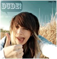DUDE by StaceyJay