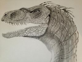 Velociraptor by DarkShade86