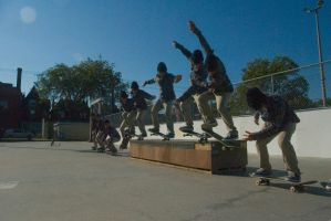Nosegrind Sequence by Space-Walk