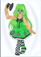 Contest: Chekkers in Wonderland by animequeen20012003
