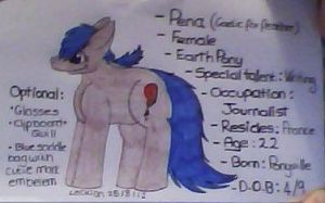 New Pena Referance -tempuary webcam pic- by Lockian
