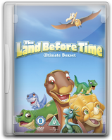 The Land Before Time Collection by Movie-Folder-Maker