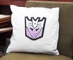 Transformer pillow by Dilletant1