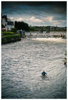 River Corrib by geckokid