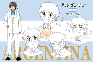 APH - Argentina FILE by MiharaEmiko