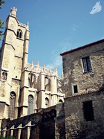 St. Just - Narbonne by the-gaywolf