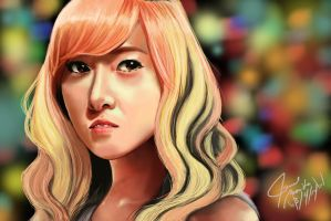 snsd Jessica Jung by ts2nd
