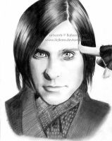 Jared Leto 01 by Ilojleen