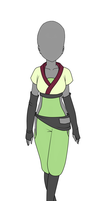 Naruto outfit 5 - CLOSED by Universeseed