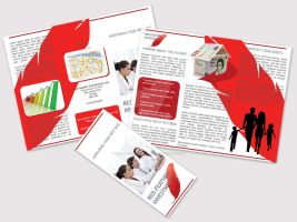 Tri-Fold Brochure Design by InspiredInstinct
