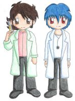 The Doctors Are In by jiru-chan