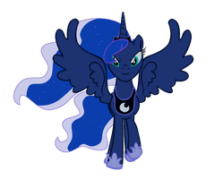 Luna by Bronyboy