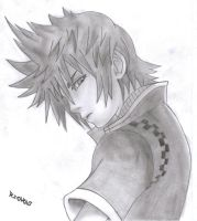 Roxas by HeartcorePT