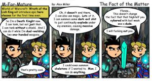 The Fact of the Matter by MFM-comics