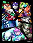 Mega Man Unlimited 3rd Anniversary Shirt Design by MegaPhilX