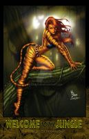 Tigra Art Prints by broken-nib