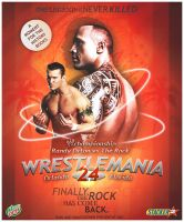 Wtrestlemania 24 Graphic by k4rlo