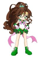 Super Sailor Jupiter by Sureya by PumpkinChans