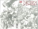 The League of Extraordinary X-men Commission by Ace-Continuado