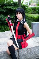 Akame - Night Raid's Assassin by CrystalMoonlight1