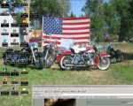 Our Bikes at Sturgis by surealstyle